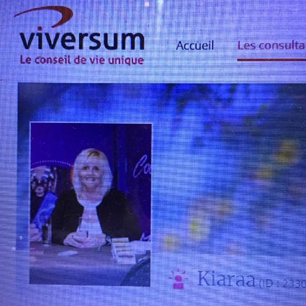 chers amis francais retrouvez moi sur viversum.fr pour vous guider kiaraa